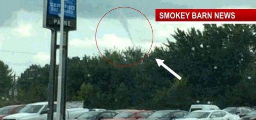 "Officials: ""It was Not A Tornado"""
