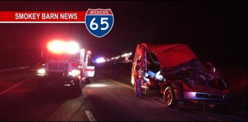 Fatal Accident Closes I65 North At The 102 In Millersville