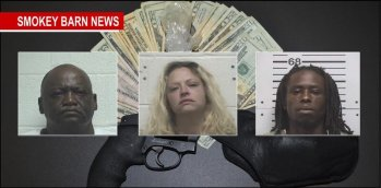 Springfield Warrant Yields Gun, Drugs & Money: 3 In Custody