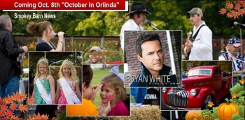 "This Saturday - Annual ""October In Orlinda Festival"""