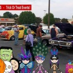 """""""Trick Or Treat"""" Events (2017) Across Robertson County"""