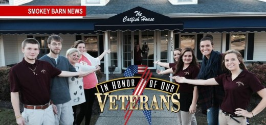 Catfish House In Springfield Offers Special Dinner For Veterans Today.....