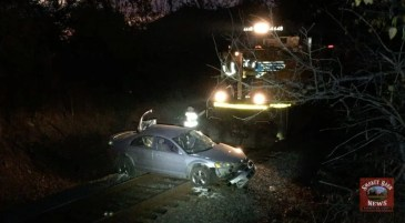 Woman Injured In Train-Car Crash In Greenbrier