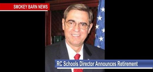 R.C. Schools Director Mike Davis Announces Retirement