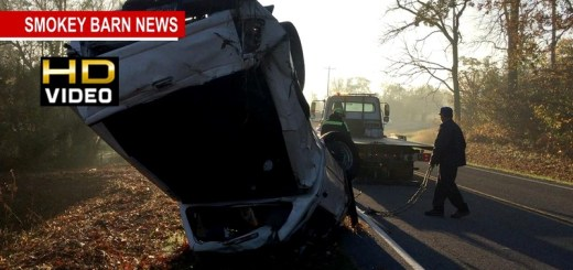 THP: Safety-Belt Saved Driver's Life In Rollover Crash