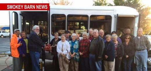 New Van To Aid Orlinda Area Seniors