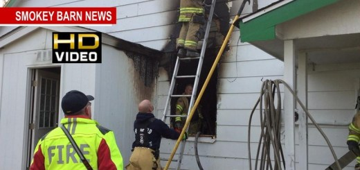 Springfield Firefighters Make Good Stop On Home Fire