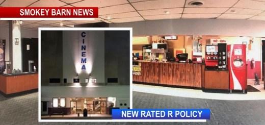 Springfield Cinema Adopts AMC (R) Rated Policy