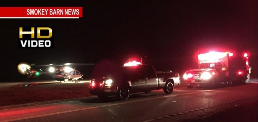 One Lifeflighted Following Hwy25/49 Crash Early Wednesday