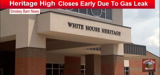 White House Heritage Closes Early Due To Gas Leak