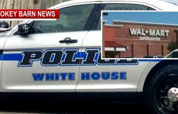 White House Walmart Closes Ahead Potential Protesters