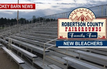 New Improved R.C. Fairground Bleachers Ready Just In Time