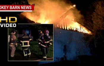 Greenbrier Home Lost To Fire Sunday Night