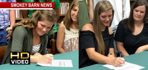 Greenbrier High Celebrates Jackson State Signings
