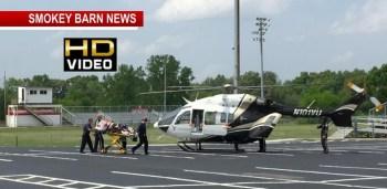 Motorcyclist Lifeflighted Following Hwy 41 Crash In Adams