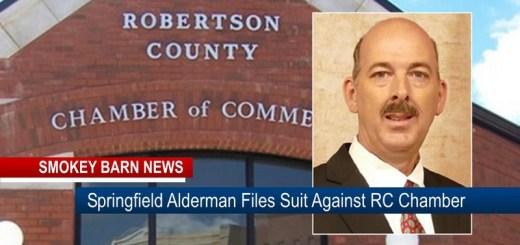 Spfd. Alderman Sues R.C. Chamber Over Records Request