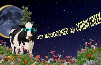 Get Mooned At Corbin Creek