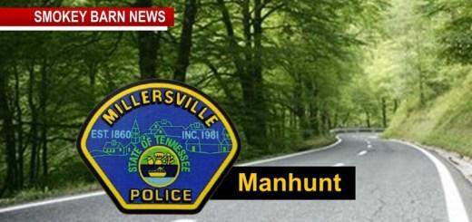 Manhunt For Armed Suspect After Officer Assaulted In Millersville