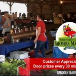 RC Farmers Market Customer Appreciation Day: Door Prizes, Kids Stuff, Music & More
