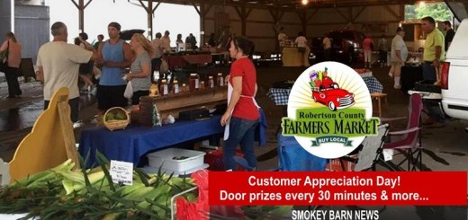 RC Farmers Market Customer Appreciation Day: Door Prizes, Kids Stuff, Music & More