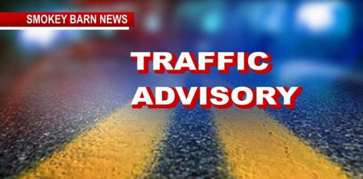 Owens Chapel Road Closed Following Rollover Crash