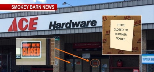 Multiple Robertson Area Ace Hardware Stores Suddenly CLOSE