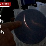 Eclipse Scientists Scream At Totality In Springfield Tennessee