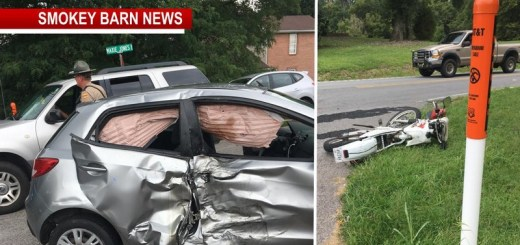 Motorcyclist Injured In Hwy 76 Crash Saturday