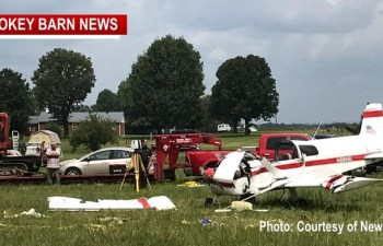 Victims Identified In Portland Plane Crash