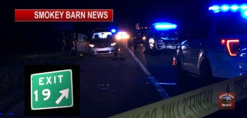 Three Shot (One Dead) In Fatal I-24 Shooting Early Sunday
