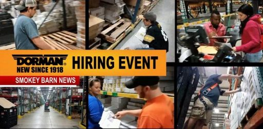 Dorman Products Celebrates 100 Years With Hiring Event Set For March 26