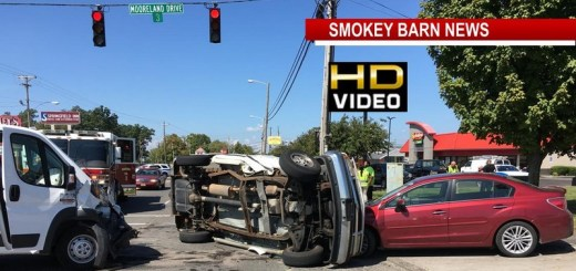 Police Investigate Four Vehicle Rollover Crash In Springfield Tuesday