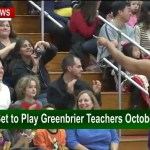 Harlem Wizards Set to Play Robertson Teachers October 24