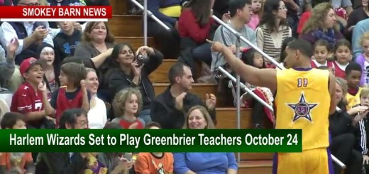 Harlem Wizards Set to Play Robertson Teachers October 24