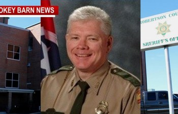Teddy Douglas Announces Run For Robertson County Sheriff