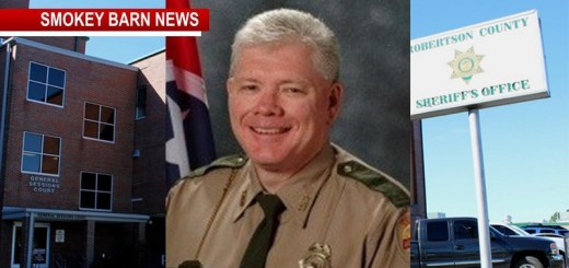 Teddy Douglas Announces Run For Robertson County Sheriff