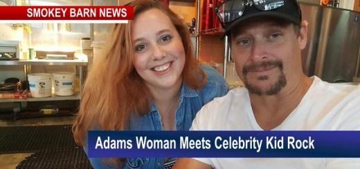 Adams Woman Meets Celebrity Kid Rock In Whites Creek