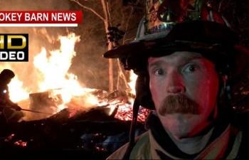Tobacco Barn Fire Labeled Suspicious Under Investigation