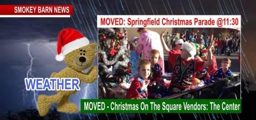 Springfield Christmas Parade 2019 PARADE ALERT: Springfield Christmas Parade & Square Events MOVED