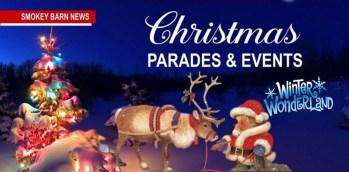 "2019 Christmas Parades, Holiday Events & ""Winter Wonderland"""