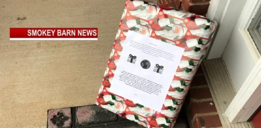 Neighborhood Christmas Gifts Trigger Bomb Scare In Coopertown