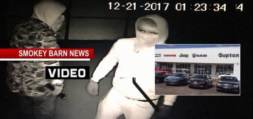 Springfield Police Seek Leads In Local Burglaries