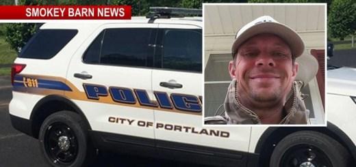 Murder In Portland-Suspect On The Run