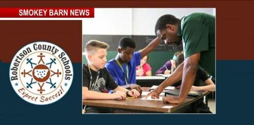Robertson County Schools Receive First Ever Diversity Innovation Grant