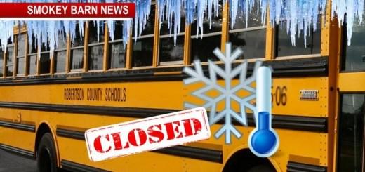 Robertson County Schools Close Thurs. & Fri. Due To Frigid Temps