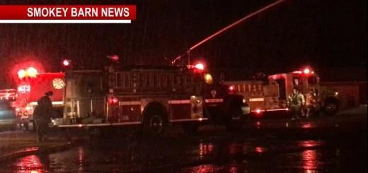 Firefighter Injured Battling Residential Fire In Cedar Hill