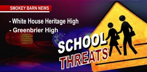 Two Charged In School Threats In Robertson County