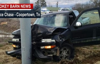 Coopertown Police Chase Leads To Capture