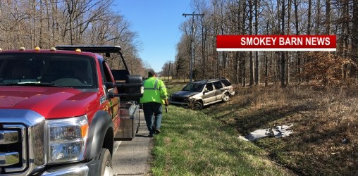 Driver Charged In HWY 49 Rollover After Near Miss With Church-Bound Couple
