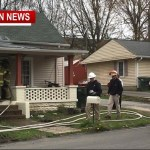 Springfield Home Saved By Firefighters